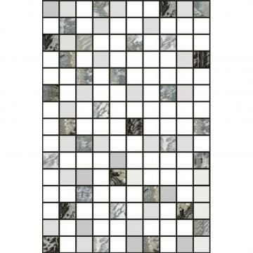 Gạch ốp tường mosaic, kỹ thuật số, mài cạnh