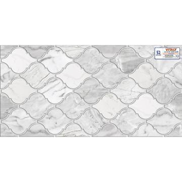 Gạch ốp tường 30x60, kỹ thuật số, mài cạnh